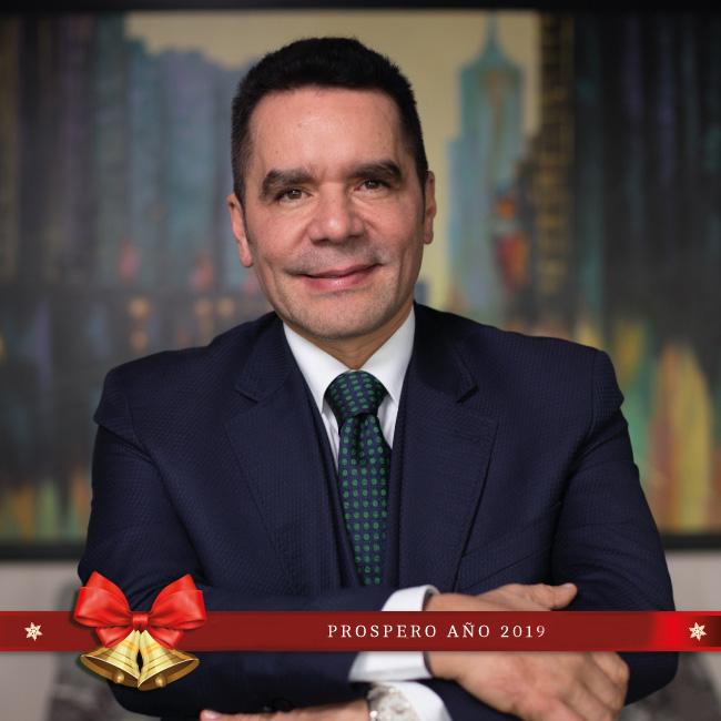 FELIZ Y PRÓSPERO AÑO 2019